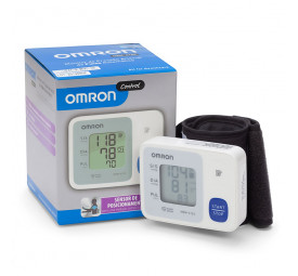 Aparelho de pressão automático de pulso REF: HEM 6124