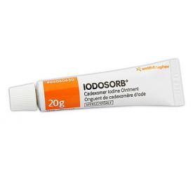 Curativo em pomada Iodosorb Ointment 20g - Nephew&Smith