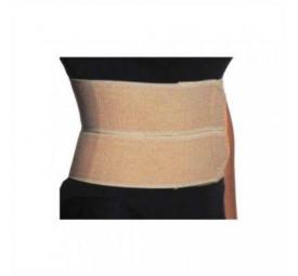 Faixa elástica abdominal Pós-cirúrgica 2 painéis M/G - Salvapé
