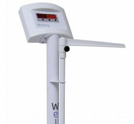 Balança digital antropométrica 200 kg Welmy W110 H