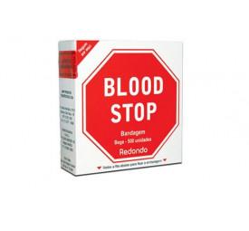 Curativo Redondo C/500- Blood Stop