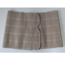 Faixa elástica abdominal Pós-cirúrgica 5 painéis M/G - Salvapé