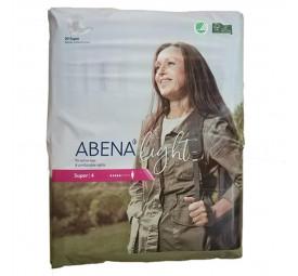 Absorvente para Incontinência Urinária Abena Abri Light Super c/ 30