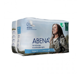 Absorvente para Incontinência Urinária Abena Abri Light Extra c/ 10