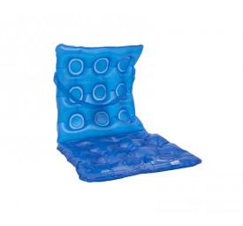 Almofada de gel quadrada com encosto inflável - AG Plásticos