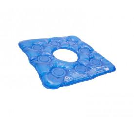 Almofada de gel quadrada com orifício - AG Plásticos