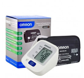 Aparelho de Pressão arterial automático de braço HEM 7122 Omron