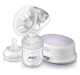 Bomba Tira-Leite Materno Elétrica Single Philips Avent