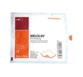 Curativo absorvente não aderente Melolin - Smith&Nephew 10x10cm