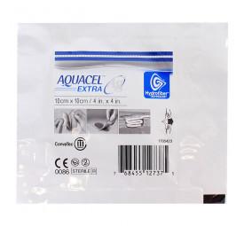 Curativo hidrofibra Aquacel Ag Extra - Convatec 10x10cm
