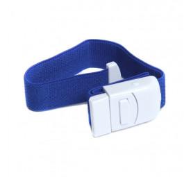 Garrote Azul de Tecido com Trava- Premium