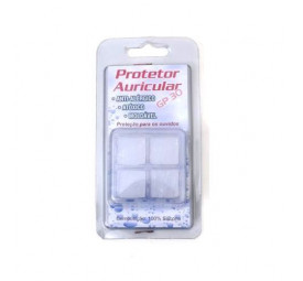 Protetor Auricular Silicone Dogma