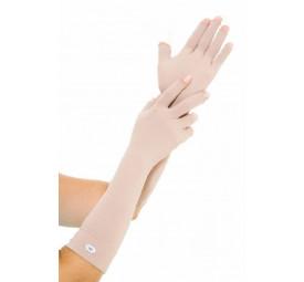 Luva com proteção UV Longa 1/2 dedo - Harana Sun