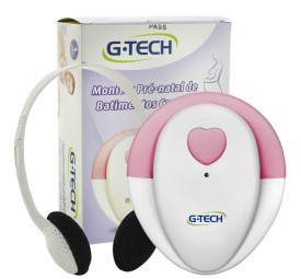 Monitor Pré-natal de Batimentos Cardíacos Fetal G-Tech