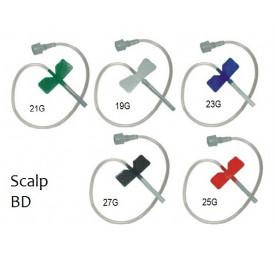 Scalp Asepto ( Dispositivo para infusão intravenosa) C/50 - BD