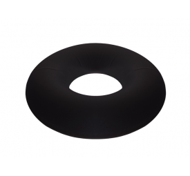 Almofada de látex redonda com orifício Perfetto
