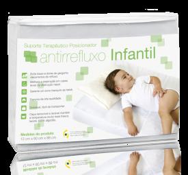 Travesseiro Antirrefluxo Infantil Theva - Copespuma
