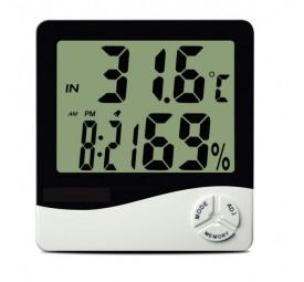 Termômetro Termo-Higrômetro Digital S/ Cabo Máx/Min- Incoterm TH50